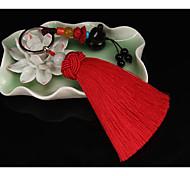 Сумка / телефон / брелок шарм черный кристалл тыквы / rhinestone стиль кисточка кристалл полиэстер китайский стиль
