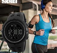 SKMEI Муж. Спортивные часы Смарт-часы электронные часы Японский КварцевыйПульт управления Календарь Защита от влаги Педометр