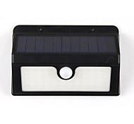 Lh-e007 45led лампа бисер солнечный настенный светильник наружный датчик кузова
