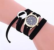 Жен. Детские Модные часы Часы-браслет Уникальный творческий часы Повседневные часы Китайский Кварцевый Защита от влаги Материал Группа