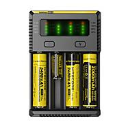 NEW-i4 Зарядное устройство Фонари Аксессуары Портативные Для профессионалов Высокое качество Пластик для
