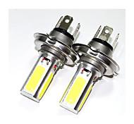 25w cob led 360 градусов h4 лампа фар лампа белый свет