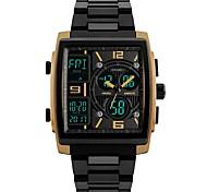 12747 новый skmei мужской моды наручные часы кварц обратный отсчет хронограф многофункциональный спорт случайные бизнес-часы relogio