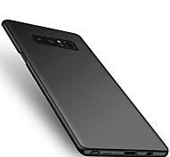 для корпуса крышка ультратонкая задняя крышка чехол твердый цвет твердый шт для Samsung галактики примечание 8