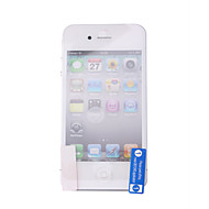 Screen Guard for iPod Touch 4, with Cleaning Cloth