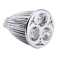 GU5.3(MR16) Spot LED MR16 3 LED Haute Puissance 540 lm Blanc Chaud DC 12 V