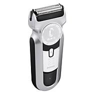 Povos Rechargeable Waterproof Dual-blade Smart Foil Shaver
