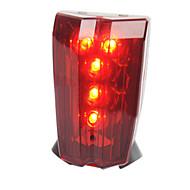 Baklykta till cykel / säkerhetslampor LED Cykelsport Enkel att bära / Varning AAA Lumen Batteri Cykling-Belysning
