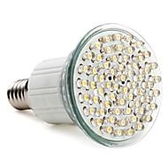 E14 / GU10 / E26/E27 Focos LED PAR38 60 LED de Alta Potencia 300 lm Blanco Cálido / Blanco Natural AC 100-240 V
