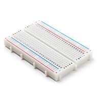 Elektronika DIY 400 tie-punktowy lutowane mniej planszowa dla (dla Arduino)