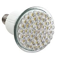 E14 2.5 W 48 High Power LED 240 LM Natural White Spot Lights AC 220-240 V