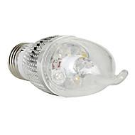 E26/E27 4 W 4 360 LM Natural White CA Candle Bulbs V