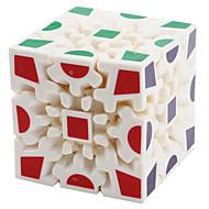Cube de vitesse lisse Equipement Vitesse Cubes magiques Blanc Plastique
