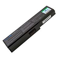 5200mah batteri for Toshiba Satellite l645d u505 u400 pa3818u-1BRS pabas117 pabas178 pabas227 pa3638u-1bap pa3816u-1bas