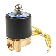 12V DC 0.25 Inch Electric Solenoid Valve for Water Air Diesel