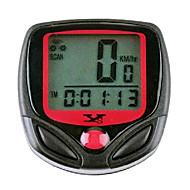 디지털 LCD 방수 자전거 컴퓨터 자전거 속도계