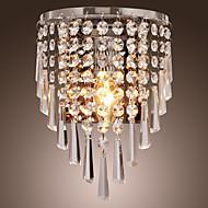 SL® Semi Circular Wall light in Crystal Feature