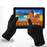 Fluff chauds Gants écran tactile (couleurs assorties)