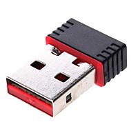 LG-N18 Mini 11N 150Mbps Soft AP trådlös LAN-adapter
