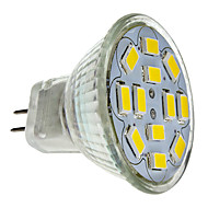 GU4 - 6 W- MR11 - Spot Lights (Varmt vit 570 lm DC 12