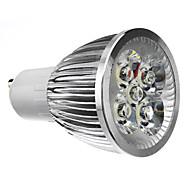 GU10 5W 450-500LM 5500-6500K Naturlig Hvidt Lys LED Spot pærer (85-265V)