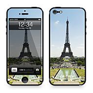 "Da koodi ™ Skin iPhone 4/4S: ""Paris, France"" (City sarja)"