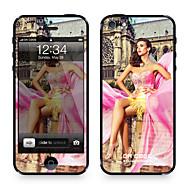 "Da koodi ™ Skin iPhone 4/4S: ""LightInTheBox mallit"" (Romantic Series)"