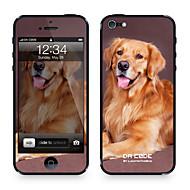 """Da koodi ™ Skin iPhone 4/4S: """"Kultainennoutaja Dog"""" (Eläimet Series)"""