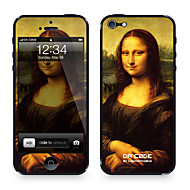 """Da koodi ™ Skin iPhone 4/4S: """"Mona Lisa"""" Leonardo da Vinci (mestariteokset Series)"""