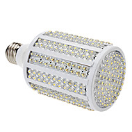 E26 18W 330-LED 1100-1200lm 3000-3500K Warm White Light Żarówka LED Corn (85-265V)