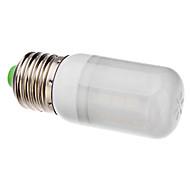 3W E26/E27 LED-lampa T 27 SMD 5050 330 lm Naturlig vit AC 110-130 / AC 220-240 V