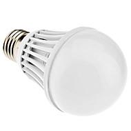 E26/E27 9 W 22 SMD 5630 700 LM Natural White A Globe Bulbs AC 220-240 V