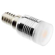 Lâmpada de Foco E14 3 W 300 LM 3000K K Branco Quente 1 COB AC 220-240 V
