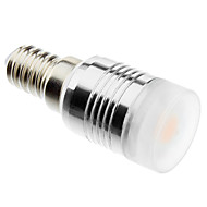 E14 3 W 1 COB 300 LM Warm White Spot Lights AC 220-240 V