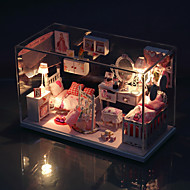 DIY Dreamful Princess Cabin with Sound Controlled Lights