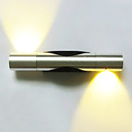 AC 110-130 AC 220-240 2 Birleştirilmiş LED Modern/Çağdaş Eloktrize Kaplama özellik for LED Mini Tarzı Ampul İçeriği,Ortam IşığıDuvar