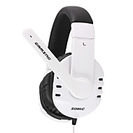 Somic G927 On-ear Headphones with Mic,Remotefor iPod iPad