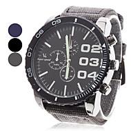 V6 Muškarci Vojni sat Ručni satovi s mehanizmom za navijanje Kvarc Japanski kvarc Materijal Grupa Crna Plava Siva