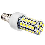 5W E14 LED Corn Lights T 47 SMD 5050 480 lm Natural White AC 220-240 V