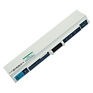 Batteri til Acer Aspire One 521 521h AO521 AO521h 752 752H Ferrari 200 934T2039F UM09E36 UM09E75 (Hvit)