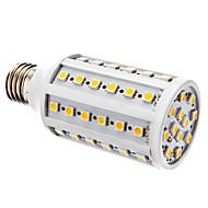 E26/E27 - 10 Majs Glöslampor (Varmt vit , Bimbar) 800 lm AC 220-240