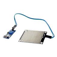 pioggia fogliare gocce di pioggia modulo acqua piovana (per arduino) Modulo sensore sensibilità modulo del sensore