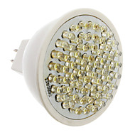 GU5.3 3.5W 60-LED 300-350LM 6000-6500K Natural White Light LED Spot Bulb (12V)