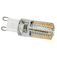 G9 2.5W 3014SMD 210LM 3500K Warm White Light LED Corn Bulb (220V)