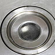 3,5 centímetros inoxidável Sink filtro de lixo
