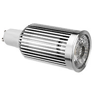 GU10 10W 780-820LM 2700-3500K Warm White COB LED Spot Bulb (110-240V)