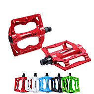 MYSENLAN Ultra-Light Aluminium Alloy Sports Cycling Pedals