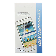 Clear Screen Guard and Mini Stylus for Samsung Galaxy Note I9220