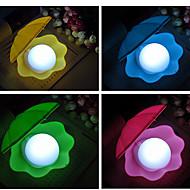 Novely Shell lámpara de mesa en forma de