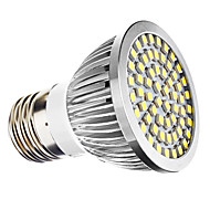 3W E26/E27 LED Spotlight MR16 60 SMD 3528 240 lm Natural White AC 110-130 / AC 220-240 V